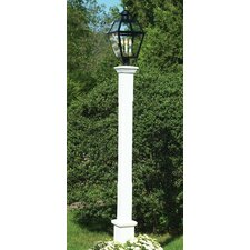 "Lazy Hill Farm Barrington 104"" Lantern Post"