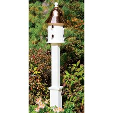 Lazy Hill Farm Boxford Bird House Post