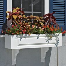 Lazy Hill Farm Hampton Window Planter Box