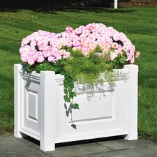Lazy Hill Farm Linden Rectangular Planter