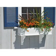 Lazy Hill Farm Montauk Window Planter Box