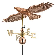 <strong>Good Directions</strong> Soaring Hawk Weathervane