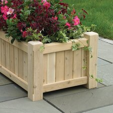 Lazy Hill Farm Square Standard Planter