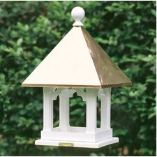 Lazy Hill Farm Square Bird Feeder