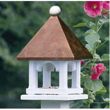 Lazy Hill Farm Mini Gazebo Bird Feeder