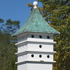 Lazy Hill Farm Ultimate Martin Bird House Cupola