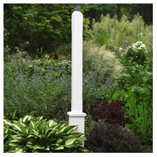 "Lazy Hill Farm Cambridge 104"" Lantern Post"