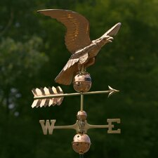 "Full Size Weathervane 21"" Eagle"