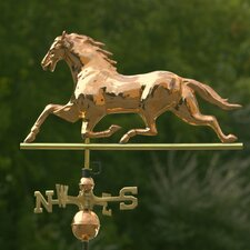 <strong>Good Directions</strong> Full Size Weathervane Horse