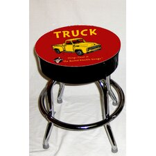 Busted Knuckle Garage Kid's Swivel Truck Stool