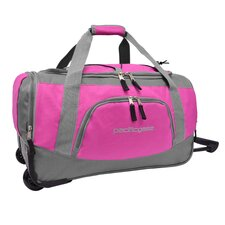 "20"" Carry-On Rolling Duffel Bag"