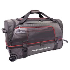 "30"" Drop-Bottom Rolling Duffel Bag"