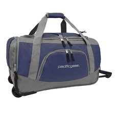 "<strong>Pacific Gear</strong> 20"" Carry-On Rolling Duffel Bag"