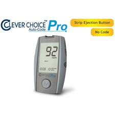 Clever Choice Auto-Code Pro Blood Glucose Monitor