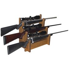 <strong>Evans Sports</strong> Table Top Rifle Display