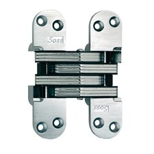 <strong>SOSS</strong> Model 220 Invisible Fire Rated Hinges for Wood or Metal