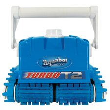 <strong>Aqua Products</strong> Aquabot Turbo T2 Pool Cleaner in White