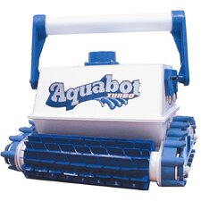 Aquabot Turbo Pool Cleaner in White