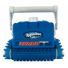 Aquabot Turbo T Pool Cleaner in White