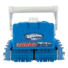 Aquabot Turbo T4Rc Pool Cleaner in Blue