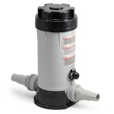 In-line Automatic Chlorine Feeder for Above Ground Pools