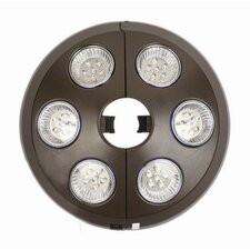 "9"" Rechargeable Umbrella Light"