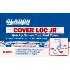 Cover Loc Jr. Pool Cover Clips (12 Pack)