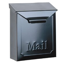 Vertical Locking City Mailbox