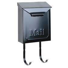Vertical Locking City Mailbox