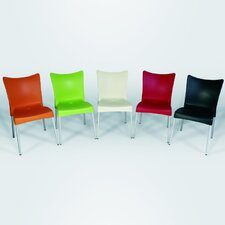 La Plaza Juliette Stacking Dining Side Chair
