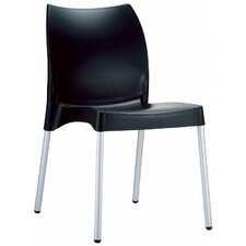 La Plaza Vita Stacking Dining Side Chair