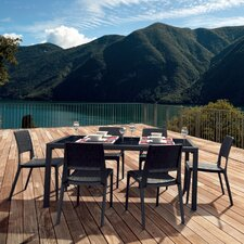 <strong>Compamia</strong> Wickerlook 7 Piece Dining Set