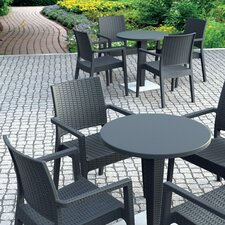 Siesta 5 Piece Dining Set