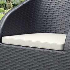 <strong>Compamia</strong> Siesta Aruba Deep Seating Lounge Chair Cushion
