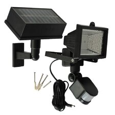 Solar Powered Motion 54 LED Security Light