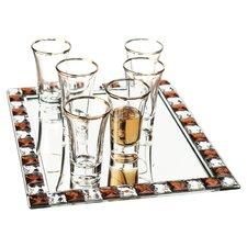 7 Piece Shot Glass Set