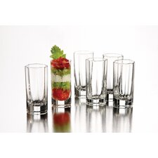 6 Piece Octavia Shot Glass Set