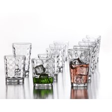 12 Piece Palladia Drinkware Set