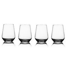 Napa Stemless Wine Glass (Set of 4)