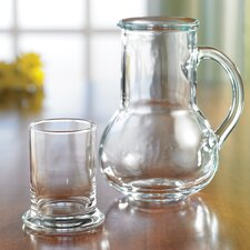 2 Piece Soho Pitcher and Glass Set