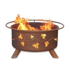 <strong>Patina Products</strong> Grapevines Fire Pit