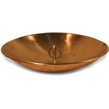 Copper Collection Rain Chain Bowl