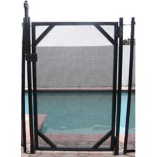<strong>GLI Pool Products</strong> Safety Fence Gate for In Ground Pool