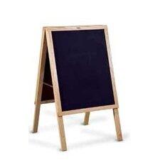 """Menu 3' x 1' 10"""" Chalkboard"""