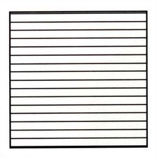 Graphics - Horizontal Lines 4' x 8' Whiteboard