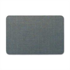 mr1083Burlap Fabric Covered Bulletin Boards - Wrapped Edge - Radius Cornered