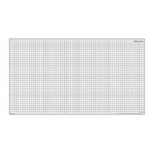 "<strong>Marsh</strong> Magnetic Dry-Erase Teaching Aides Mat - Grid Lines 40""H x 40""W x .1""D"