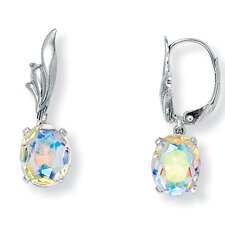 <strong>Palm Beach Jewelry</strong> Aurora Borealis Earrings