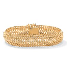<strong>Palm Beach Jewelry</strong> Saduza - Link Bracelet
