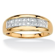 Men's Diamond Pave Ring
